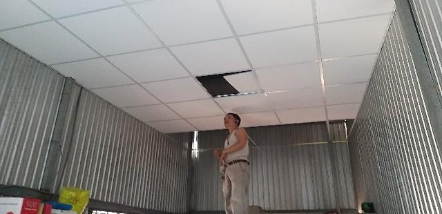Trần thả thạch cao giá rẻ Quận Gò Vấp